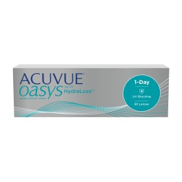 1-DAY ACUVUE OASYS HydraLuxe